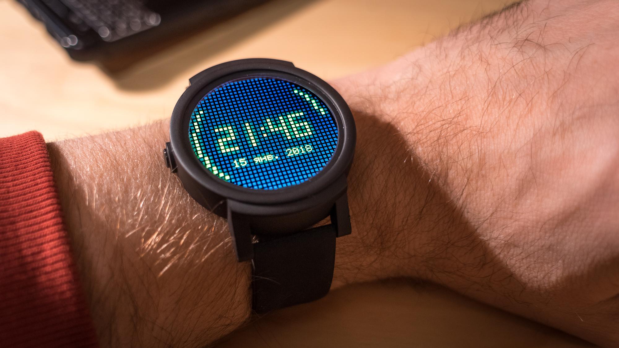 Часы Ticwatch Express — обзор